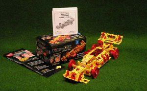 Till-Toy Bauanleitungen Spielzeugmodell Rennwagen