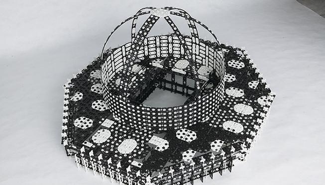 Till-Toy Spielzeugmodell Kuppel